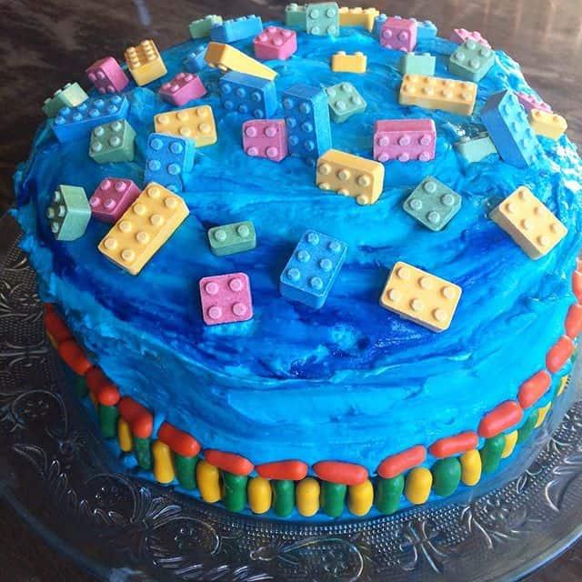 homemade birthday cake recipes Archives - FlyPeachPie